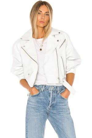 LaMarque Women Leather Jackets - X REVOLVE Dylan Jacket in .