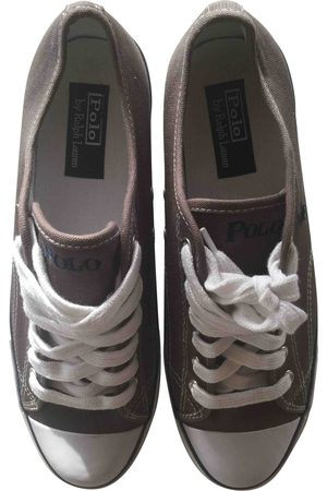 Polo Ralph Lauren Cloth low trainers