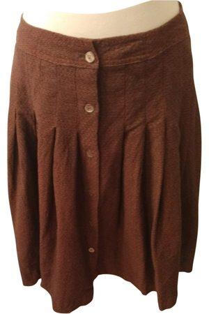 Loewe Wool maxi skirt
