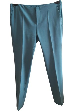 SPACE STYLE CONCEPT Wool Trousers