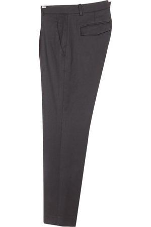 THEORY Wool straight pants