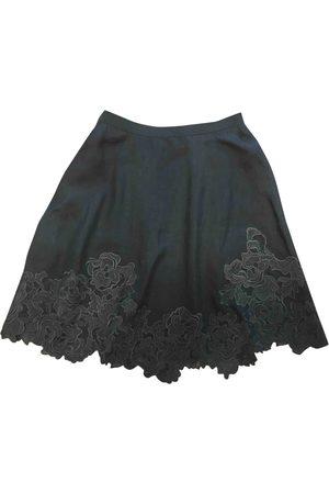 ELIE TAHARI Silk mini skirt
