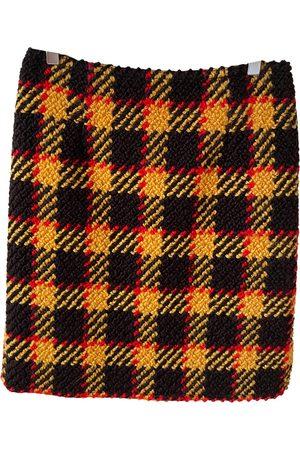 Marni Tweed mini skirt