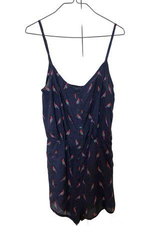 Marc Jacobs Silk Jumpsuits