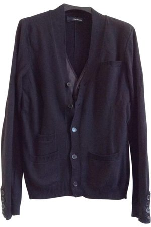 The Kooples Quilted Cotton cardigan