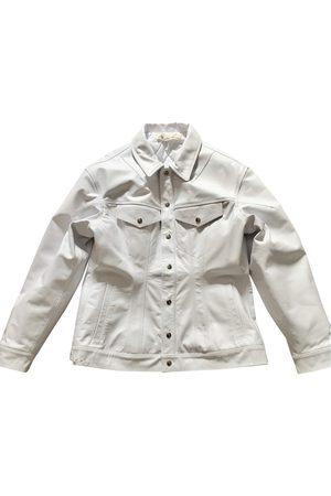 MARTINE ROSE Leather Jackets