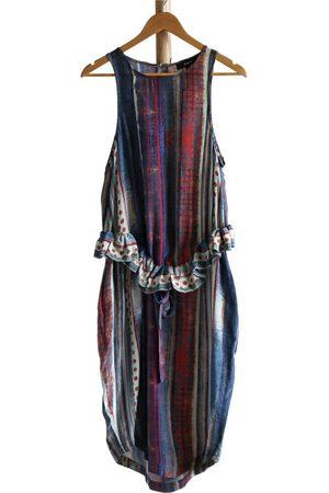 SUNO Silk Dresses
