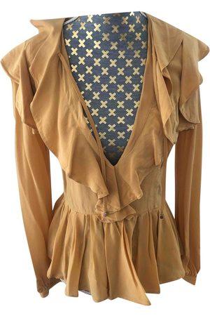 Elisabetta Franchi Silk Tops