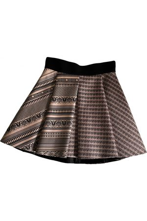FAUSTO PUGLISI Viscose Skirts