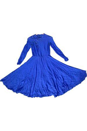 VICEDOMINI Silk Dresses