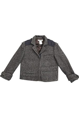 Chloé Wool short vest
