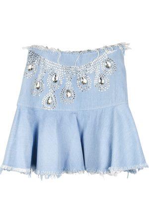 FYODOR GOLAN Denim - Jeans Skirts