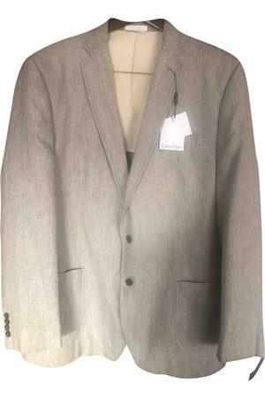 Calvin Klein Linen Jackets