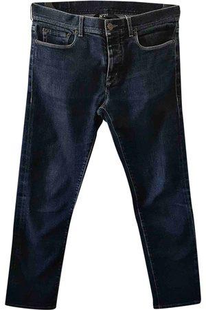 No. 21 Cotton Jeans