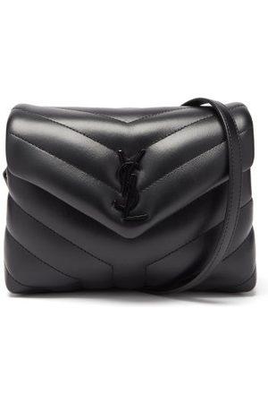 Saint Laurent Loulou Toy Mini Padded-leather Shoulder Bag - Womens