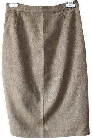 VALENTINO GARAVANI Wool skirt suit