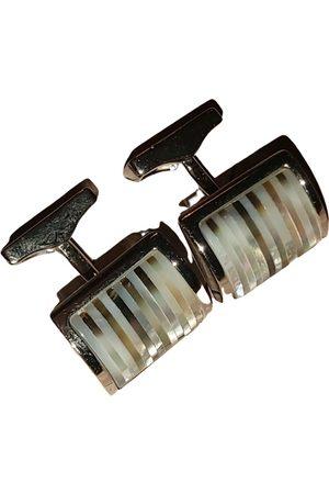 CANALI Steel Cufflinks