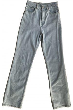 Maison Kitsuné Cotton - elasthane Jeans