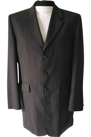 CLAUDE MONTANA Wool Jackets