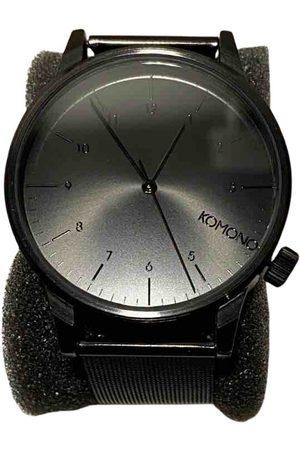 Komono Steel Watches