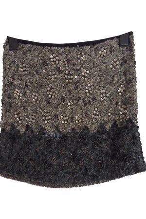 Hoss Intropia Glitter mini skirt