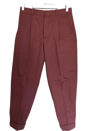 Acne Studios Cotton Trousers