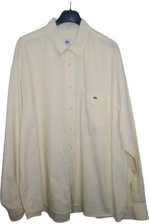 Lacoste Cotton Shirts