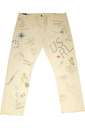Polo Ralph Lauren Cotton Jeans