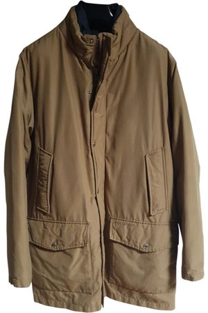 Woolrich Leather Coats