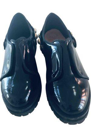 SUECOMMA BONNIE Leather Flats