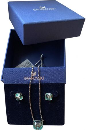 Swarovski Silver Plated Jewellery Sets