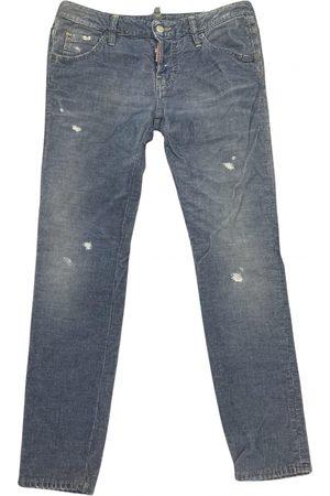 Dsquared2 Women Jeans - Cotton - elasthane Jeans