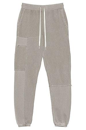 JOHN ELLIOTT Reconstructed LA Sweatpants in Grey