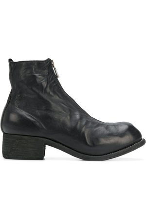 GUIDI Women Ankle Boots - Zip front ankle boots