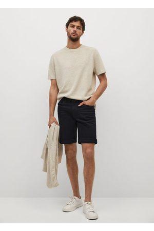 MANGO Bermuda shorts