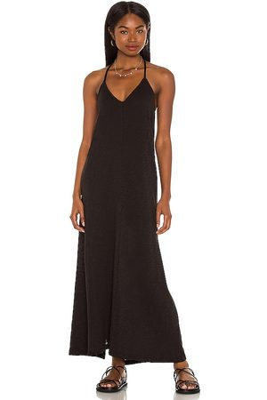 ATM Anthony Thomas Melillo Women Halterneck Dresses - Halter Maxi Dress in .