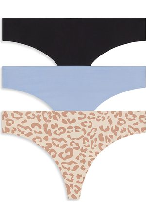 Honeydew Skinz Thongs, Set of 3