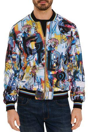 Robert Graham Limited Edition Bomber Jacket