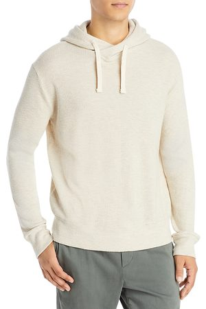 MONROW Cotton Blend Brushed Thermal Hoodie