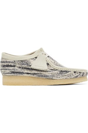 Clarks Fabric Wallabee Lace-Ups