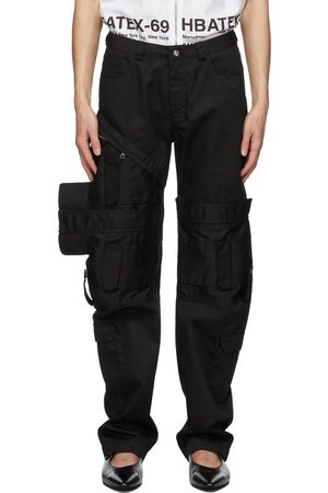Hood By Air Zippered Cargo Pants