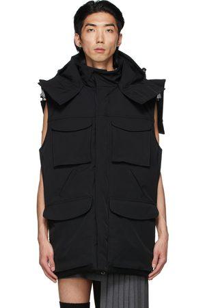 Hood By Air Backless Tie Vest