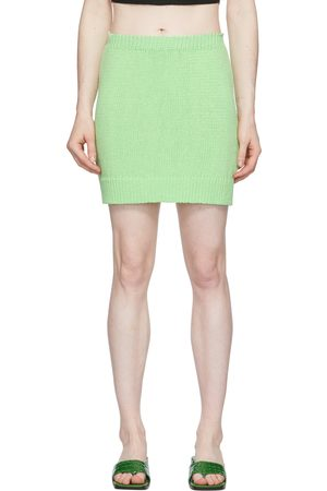 Paloma Wool Green Kadabra Miniskirt