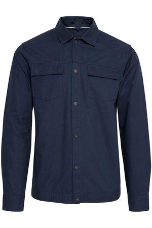 Blend LONG SLEEVE DRESS BLUES POCKET SHIRT