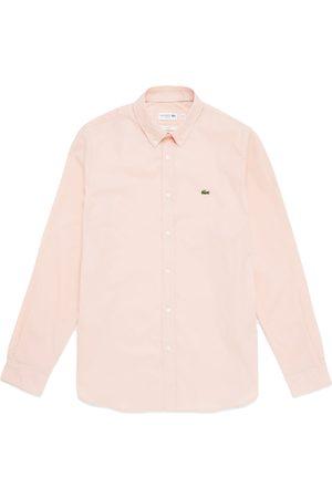 Lacoste Long Sleeve Stretch Poplin Shirt CH7221