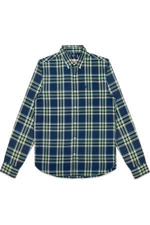 Superdry Classic London Shirt - Ivy Check