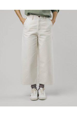 Brava Fabrics Wide Leg Pants Raw