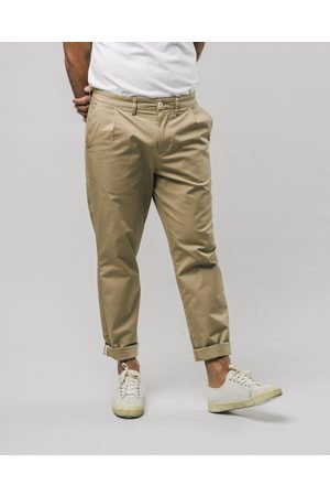 Brava Fabrics Pleated Chino Pants
