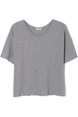 American Vintage Sonoma Short Sleeve T-Shirt - Heather Grey