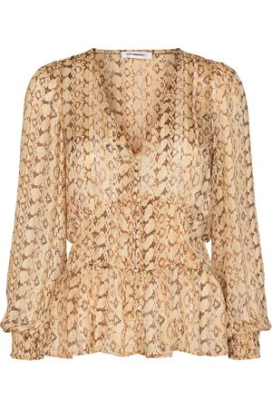 Co`Couture Cocouture Python Blouse